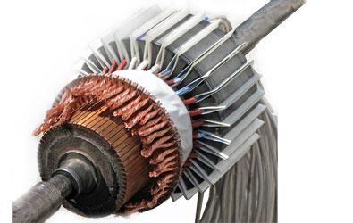 Rewind armatures armature alternator motors commutators for Grayson armature small motor