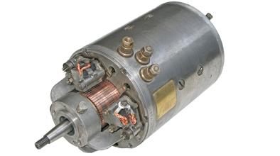 Vintage dynamos starter heater wiper motors rewind for Electric motor repair reno nv